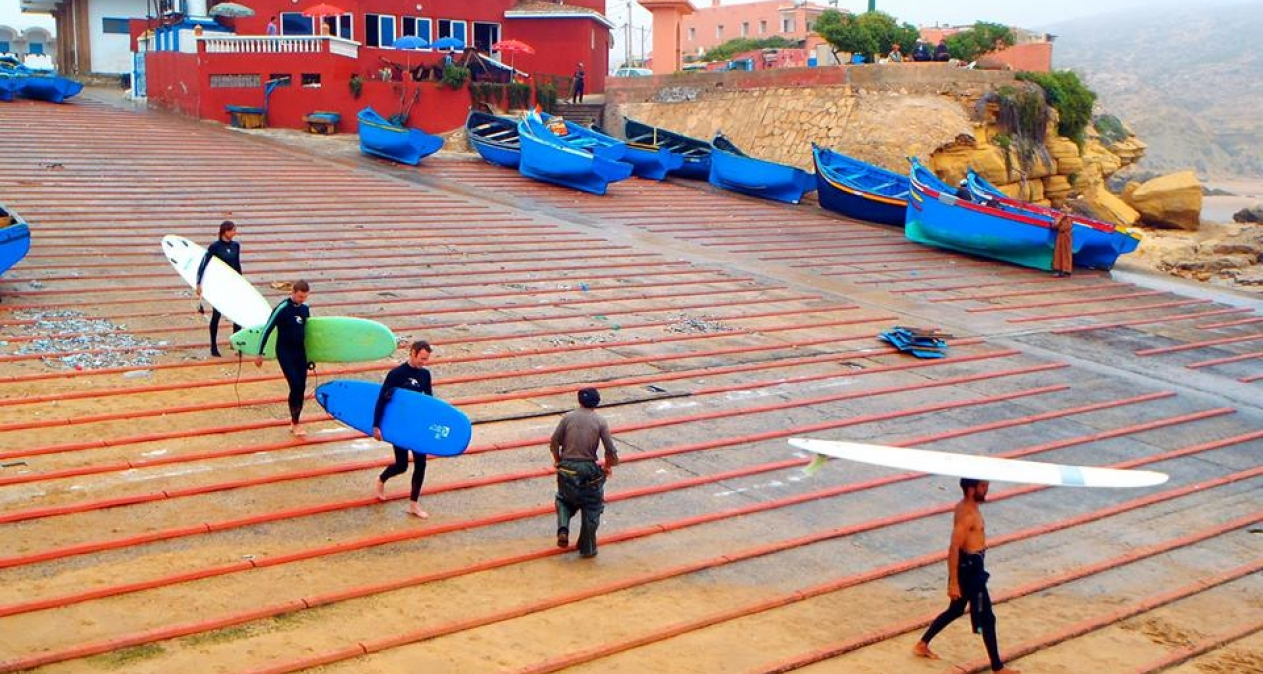 Discover Morocco with Go Surf